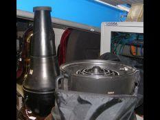 A Boosey & Hawkes Precision mute for tuba or sousa