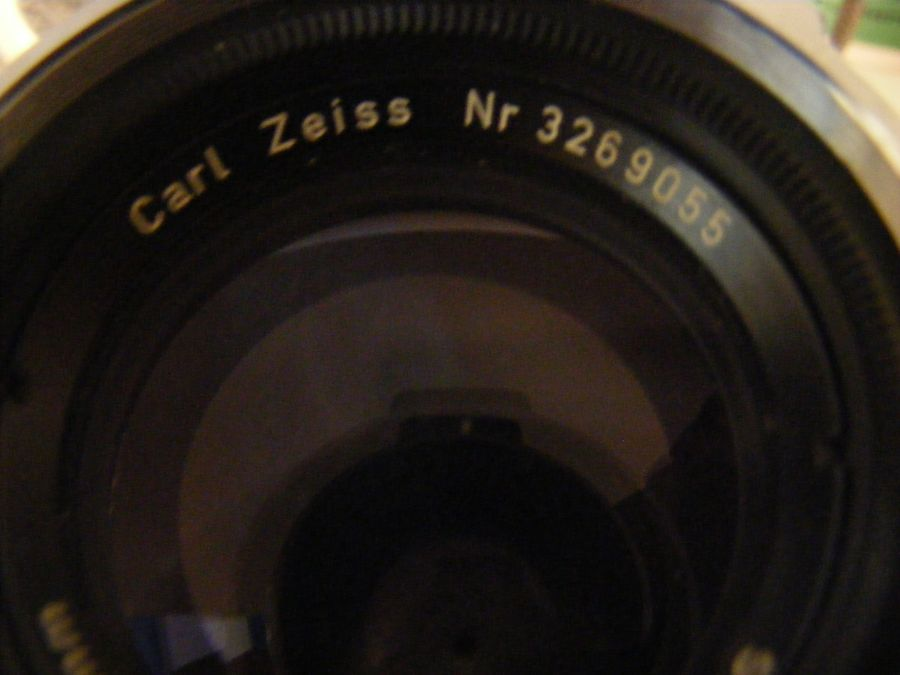 A Zeiss Ikon Contarex vintage camera, together wit - Image 6 of 7