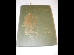 Rip Van Winkle 1905 edition with illustrations by