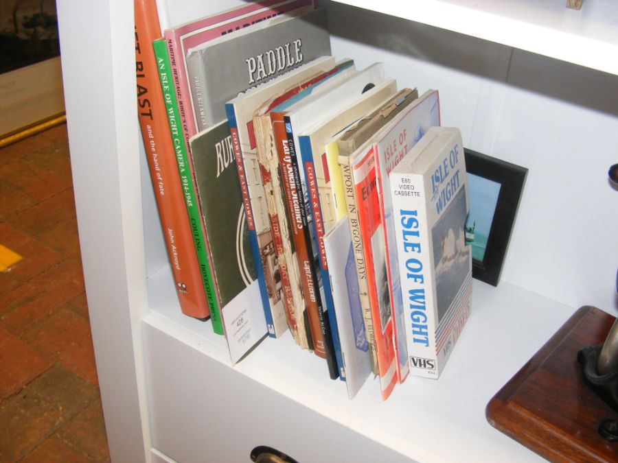 A selection of books and reference guides etc
