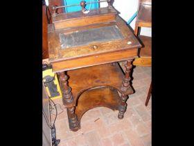 A Davenport desk - for restoration
