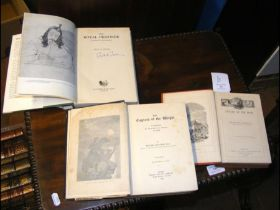 Three books relating to The Isle of Wight - Revere