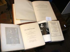 Three books relating the The Isle of Wight includi