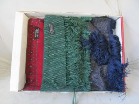 Two gent's Tootal scarves and scarf