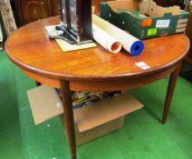 A G Plan dining table