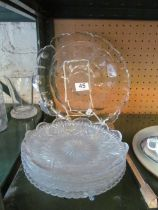 Some glass plates
