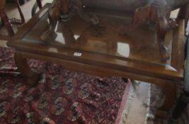 An Oriental table
