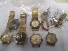 Eight watches