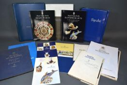 One Volume Royal Crown Derby Paperweights A Collectors Guide together with various other similar