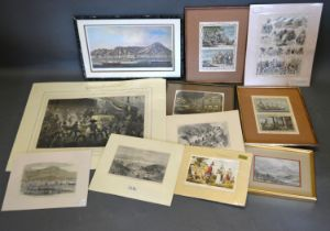 A Collection of Coloured Engravings and Prints relating to China