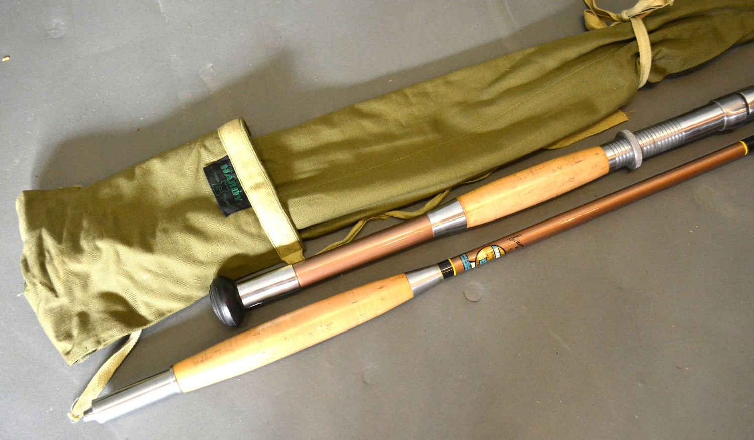 The Sidewinder No.1 fishing rod from The House of Hardy - Image 2 of 2