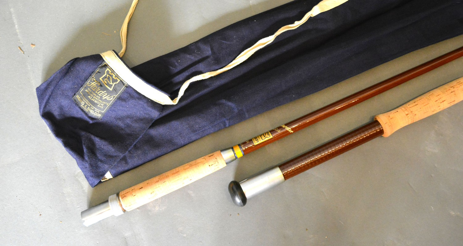 The Salt Water fishing rod from The House of Hardy 20lb 215cms - Image 2 of 2