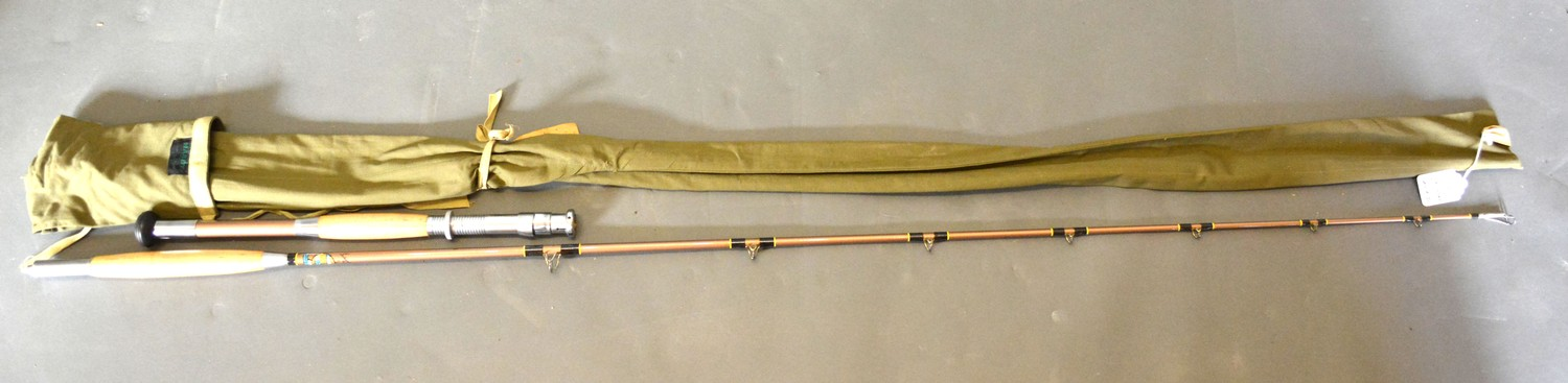 The Sidewinder No.1 fishing rod from The House of Hardy