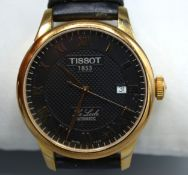 A Tissot Le Locle Automatic Gentleman's Wrist Watch