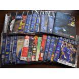 Chelsea FC Programmes, August-November 2003 (Season 2003-04) including FA Premier League Asia Cup
