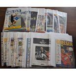 Chelsea FC Programmes Dec 2001-July 2002 (Season 2001-2002) including Levski Sia UEFA Cup 27 Sept