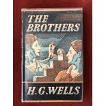 The BrothersFirst edition with D/W, 1938