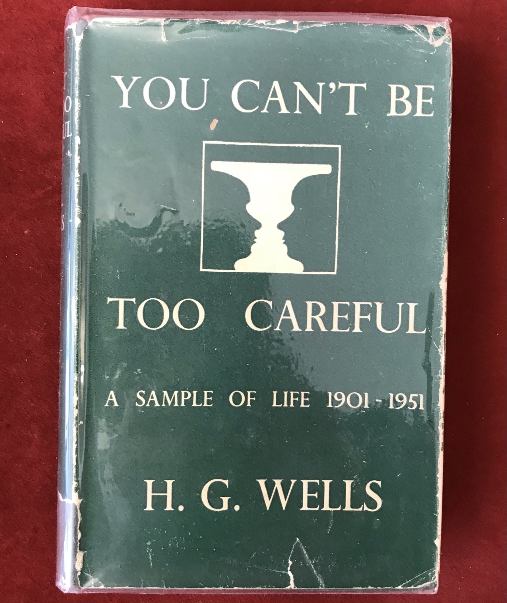 You Can't Be Too CarefulFirst edition with D/W, 1941