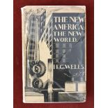 The New America: The New WorldFirst edition with D/W, 1935
