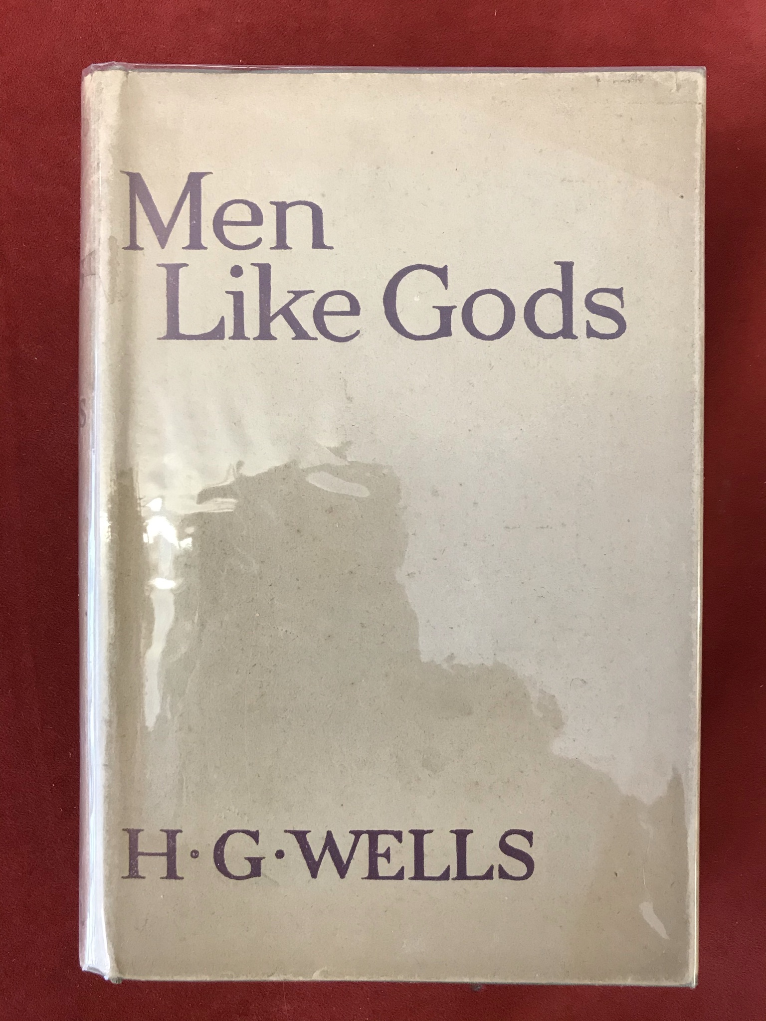 Men Like GodsFirst edition, 1923