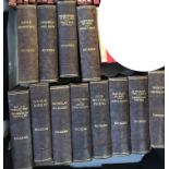 Fiction: Odhams set of Charles Dickens 12 books