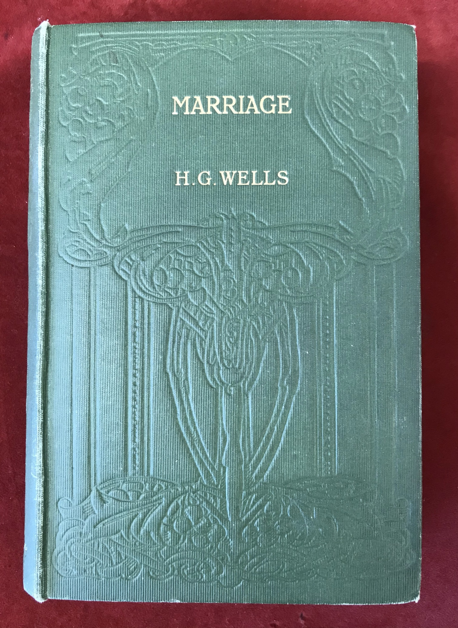 MarriageFirst edition, 1912