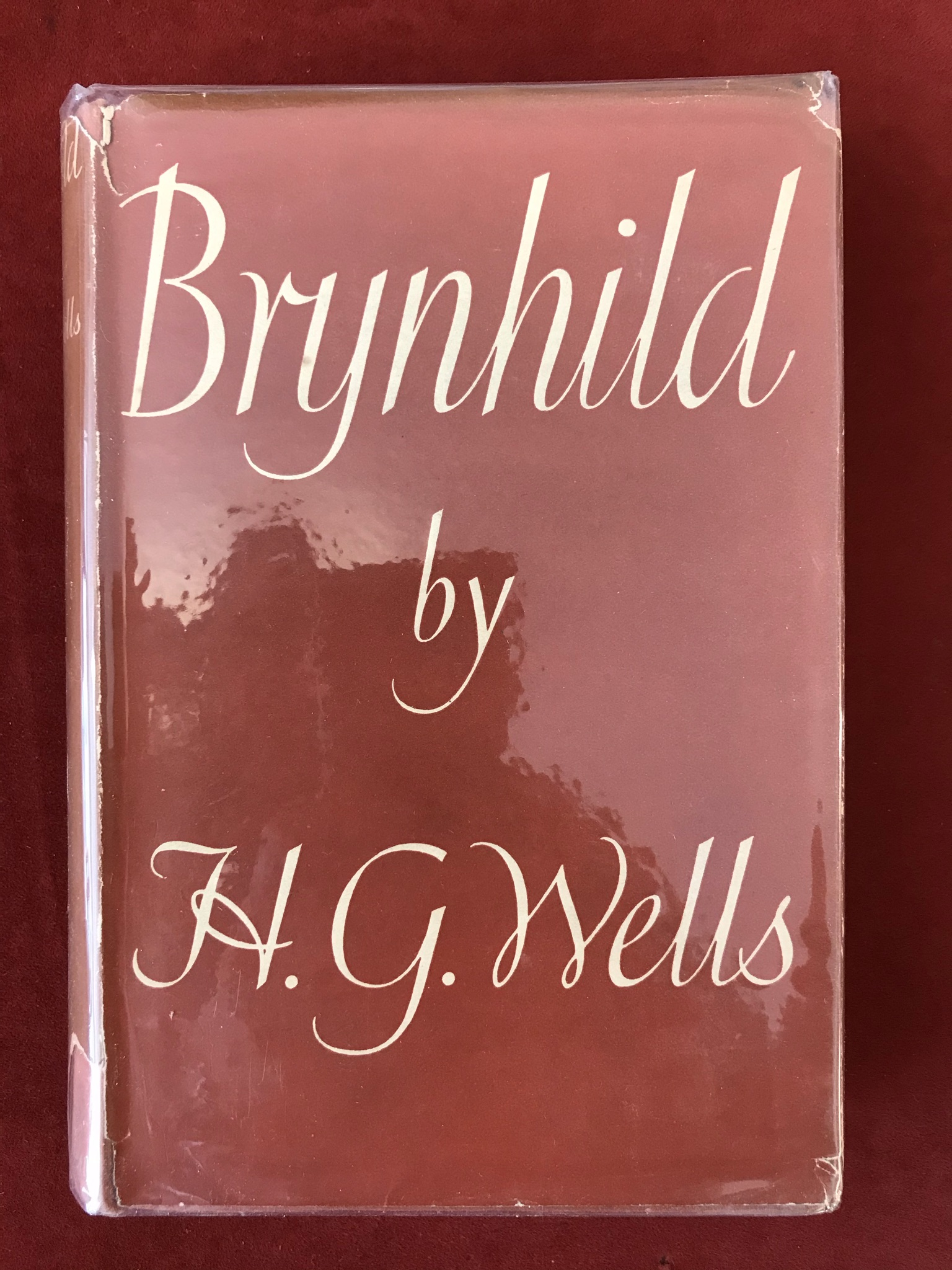 BrynhildFirst edition with D/W, 1937