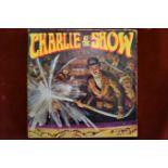 Charlie Chaplain Cine Film Std 8mm B/W Film Reel including extraxts from: All Change Please, Slips