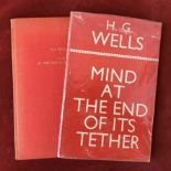 Mind at the End of Its TetherTwo copies, one with D/W very good condition, one without D/W, 1945