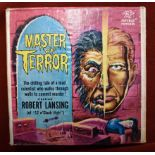 Master of Terror staring Robert Lansing (1959) Cine Std 8mm Silent and B/W Film, produced by