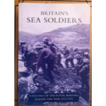 Britain's Sea Soldiers. 'A History of the Royal Marines by General Sir H. E. Blumberg, K.C.B., Royal