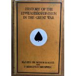 History of the 12th (eastern) Division in the Great War by Major-General. Sir Arthur B. Scott and