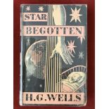 Star BegottenFirst edition with D/W, 1937