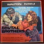 The Brutal Brothers Super 8mm B/W Silent Film, produced by Walton No. (A.824)