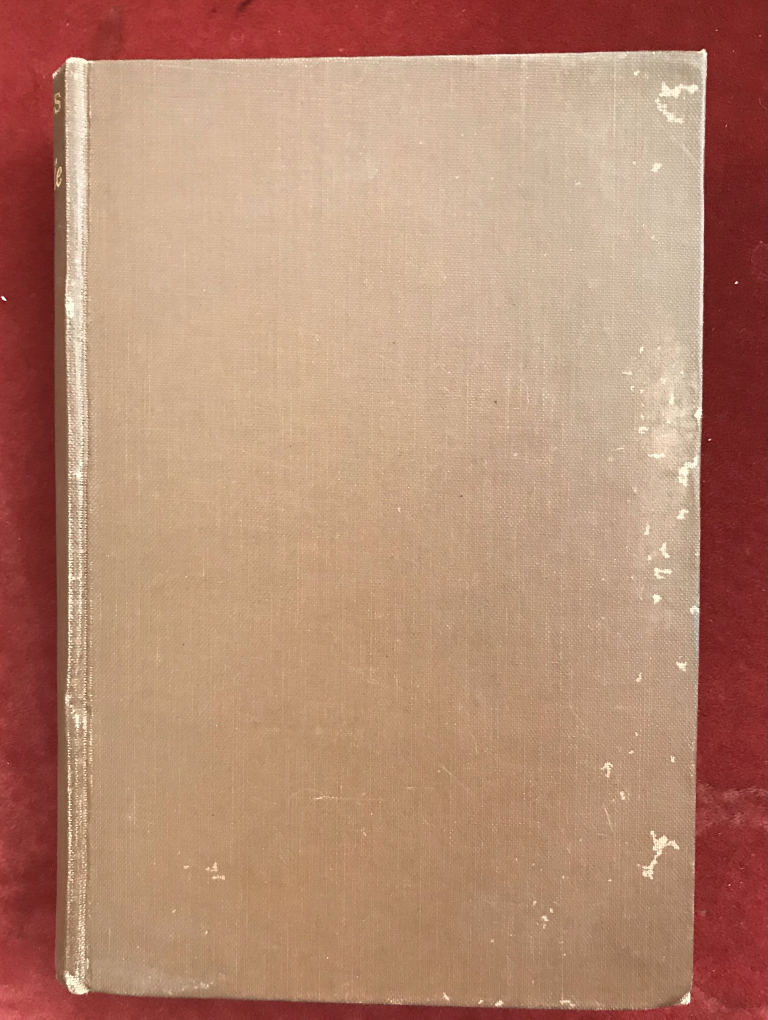 Meanwhile: The Picture of a LadyFirst edition, 1927 - Image 3 of 3