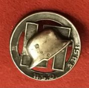 German WWII N.S.D. F.B.ST. Membership Badge (Nationalsozialistischer Deutscher Frontkämpferbund