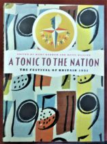 1951 Festival of Britain - 'A Tonic to the Nation' information book by Mary Banham and Bevis Hillier