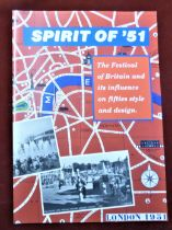 The Spirit of 1951 - The Festival of Britain and its influence on fifties style and design,