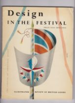 1951 Festival of Britain - Illustrated Reviews of British Goods, The Council of Industrial Design,