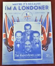 1951 Festival of Britain - Maybe it's because I'm a Londoner Special Festival Edition featuring 'The