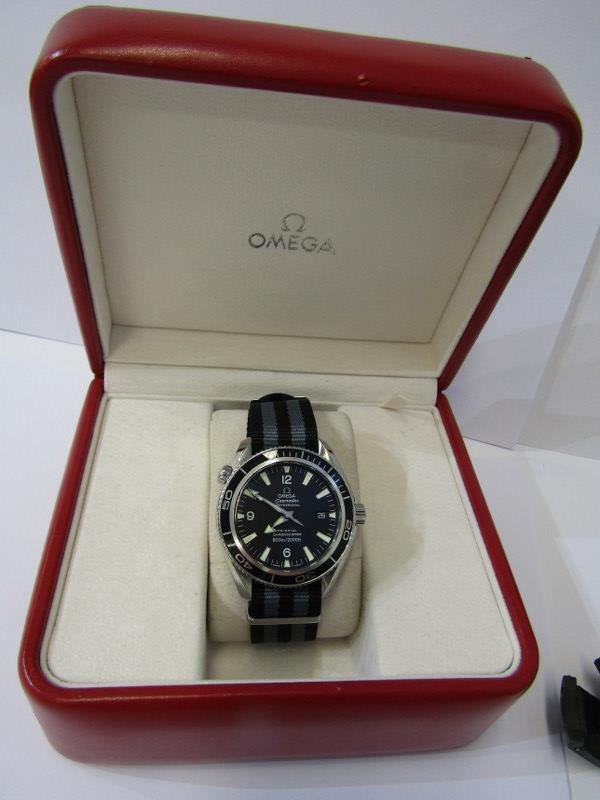 OMEGA SEAMASTER PROFESSIONAL CO AXIAL CRONOMOMETER AUTOMATIC WATCH, In good overall condition, - Image 3 of 6