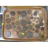 MEDALLION COLLECTION, a collection of approx. 48 medallions & tokens, English & Continental