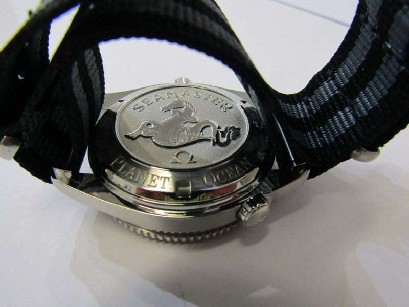 OMEGA SEAMASTER PROFESSIONAL CO AXIAL CRONOMOMETER AUTOMATIC WATCH, In good overall condition, - Image 2 of 6