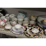 Decorative tea ware etc.