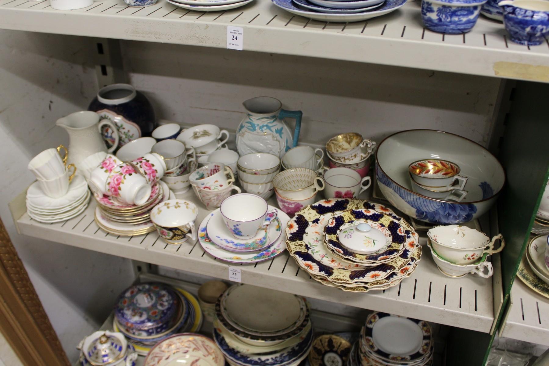 Decorative tea ware etc. - Image 2 of 2