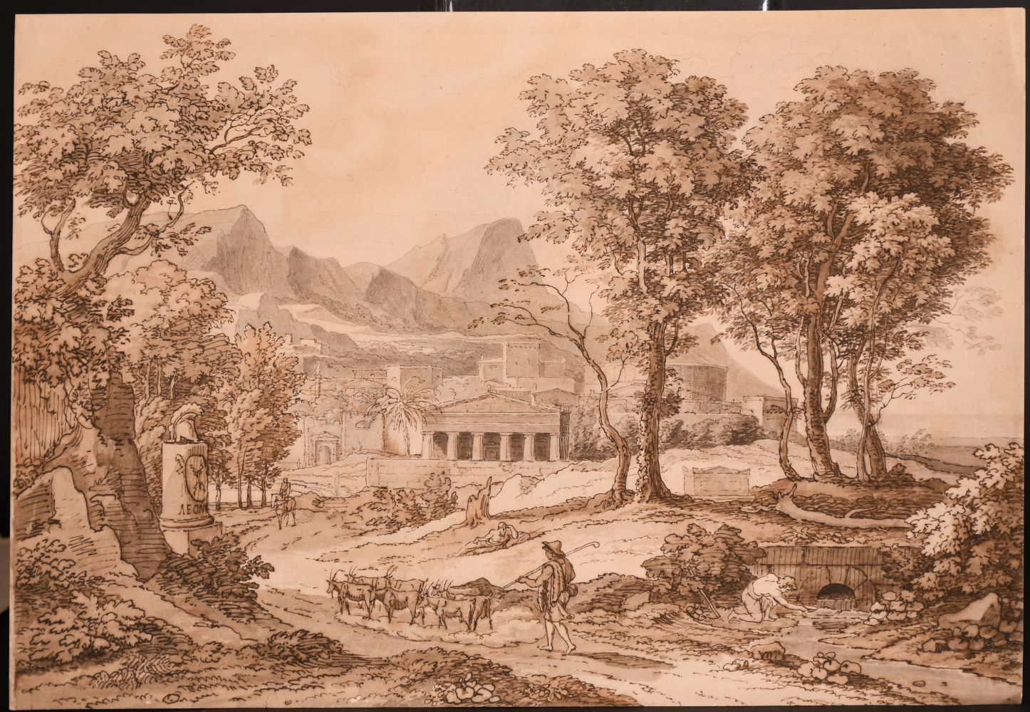 After David Roberts (1796-1964) British, Two holy land lithographs and a collection of prints by - Image 4 of 5