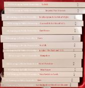 'OIL PAINTINGS IN PUBLIC OWNERSHIP' Essex, Norfolk, Hampshire etc. 14 volumes.