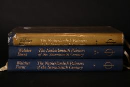 'The Netherlandish Painters of the Seventeenth Century' by Walther Bernt. Vols 1-3. One with dust