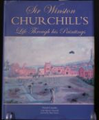 'Sir. Winston Churchill's Life Through his Paintings', by David Coombs. Chaucer Press.