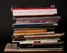A box lot. Including 'CHATSWORTH THE ATTIC SALE 5-7 OCTOBER 2010'. And other catalogues. (qty.).